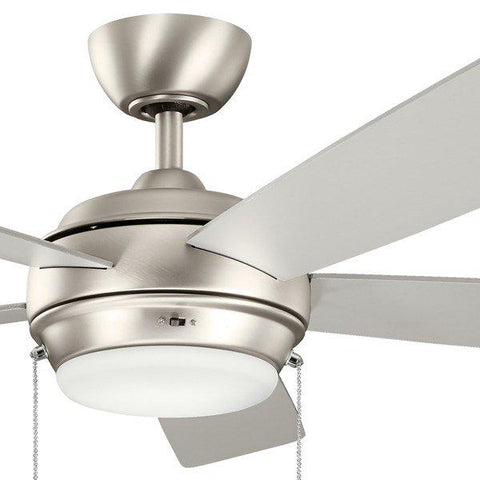 "Kichler - Starkk 52"" Fan Brushed Nickel - Wholesale Home Improvement Products"