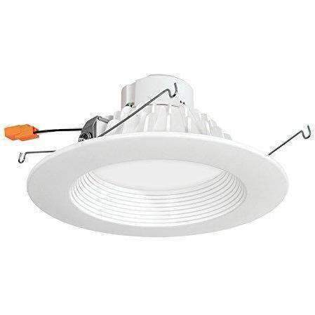 "RAB Lighting DLED6R11YY 6"" LED Lights & Recessed Retrofit Spotlights - Dimmable - Wholesale Home Improvement Products"