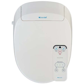 Brondell S300 Swash 300 Advanced Bidet Toilet Seat - White - Wholesale Home Improvement Products