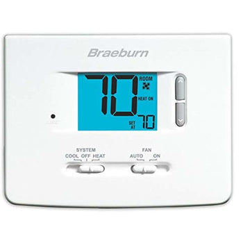 Braeburn 1020NC Non-Programmable Thermostat - Wholesale Home Improvement Products