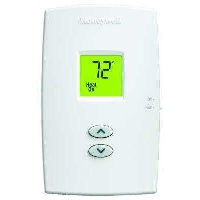 Honeywell - TH1100DV1000 Pro-Digital 2-Wire Heat Only