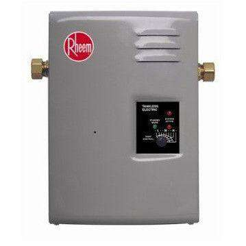 Rheem RTE - 9 Electric Tankless Water Heater, 3 GPM - Wholesale Home Improvement Products