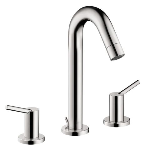 Hansgrohe 32310001 Talis S 8' Widespread Faucet, Chrome - Wholesale Home Improvement Products
