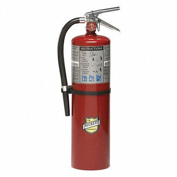 Buckeye - 11340 10 lb ABC Dry Chemical Tall Fire Extinguisher