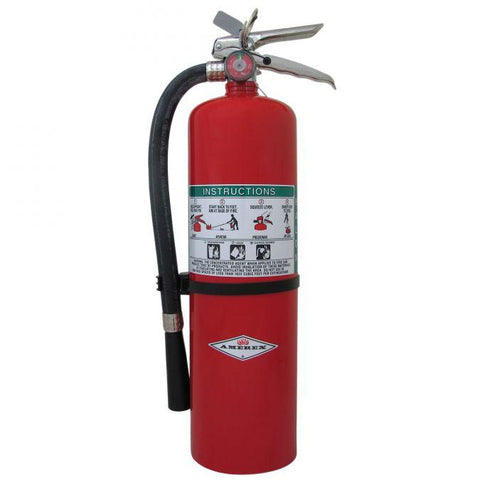 Amerex - A411 20 Lb. ABC Class Dry Chemical Fire Extinguisher
