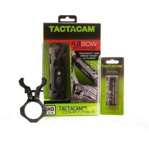 Tactacam Ultimate 4.0 Bow Bundle