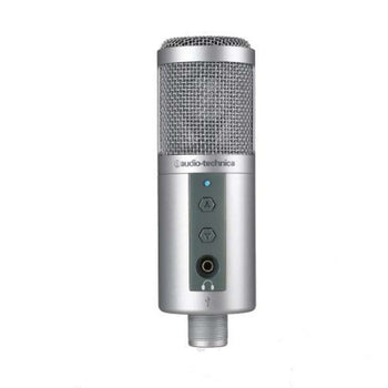 Audio-Technica ATR2500-USB Cardioid Condenser USB Microphone - Wholesale Home Improvement Products