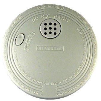 USI Electric - SS-770 Battery-Operated Ionization Smoke and Fire Alarm - Wholesale Home Improvement Products