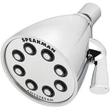 Speakman S-2251 Icon Anystream High Pressure Adjustable Shower Head, Polished Chrome