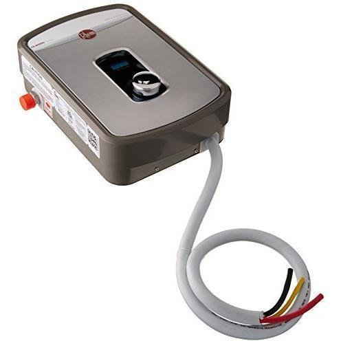 rheem - rtex-13 240v residential tankless water heater - wholesale home