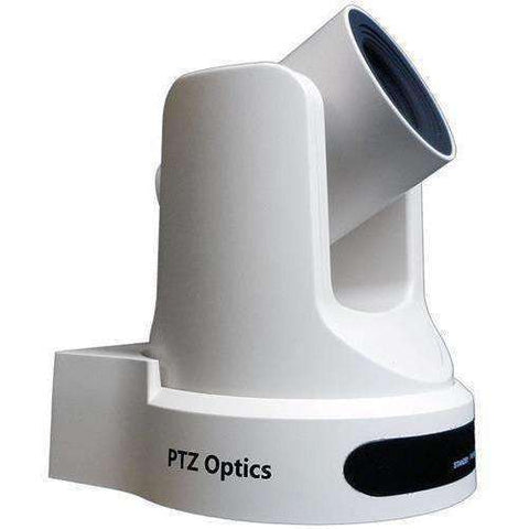 PTZOptics-20X-SDI GEN-2 PTZ IP Streaming Camera with Simultaneous HDMI and 3G-SDI Outputs - White - Wholesale Home Improvement Products