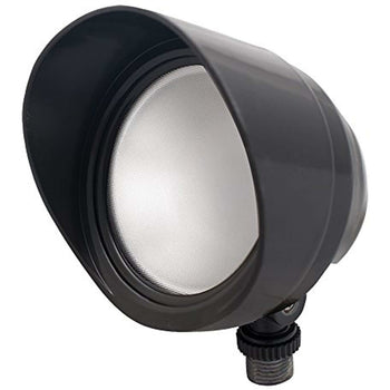 RAB Lighting BULLET12 LED Floodlight, 12W, 120V, 5000K - Wholesale Home Improvement Products