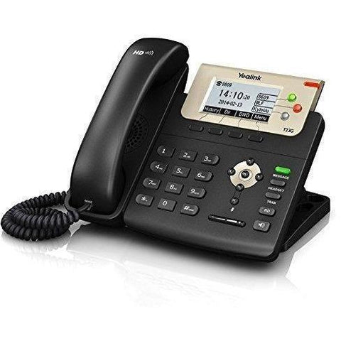 Yealink SIP-T23G Professional Gigabit IP Phone - Wholesale Home Improvement Products