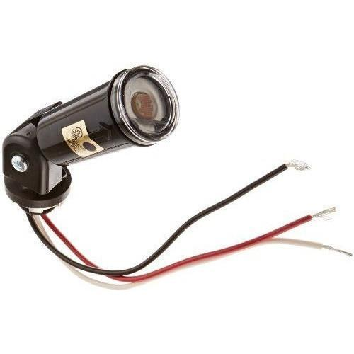 RAB Lighting - PCS900 Floodlight Replacement Part, 120V Swivel Photocell - Wholesale Home Improvement Products