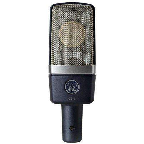 AKG C214 Professional Large-Diaphragm Condenser Microphone - Wholesale Home Improvement Products