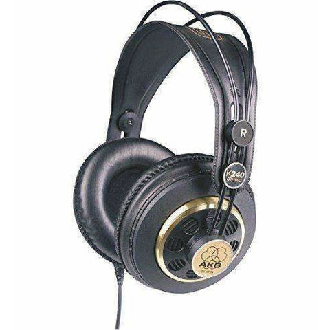 AKG K240 STUDIO Semi-Open Studio Headphones - Wholesale Home Improvement Products