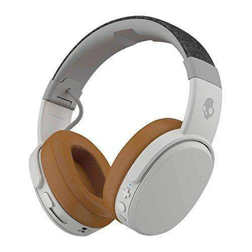Skullcandy Crusher Wireless Over-Ear Headphone with Microphone, Noise Isolating Memory Foam