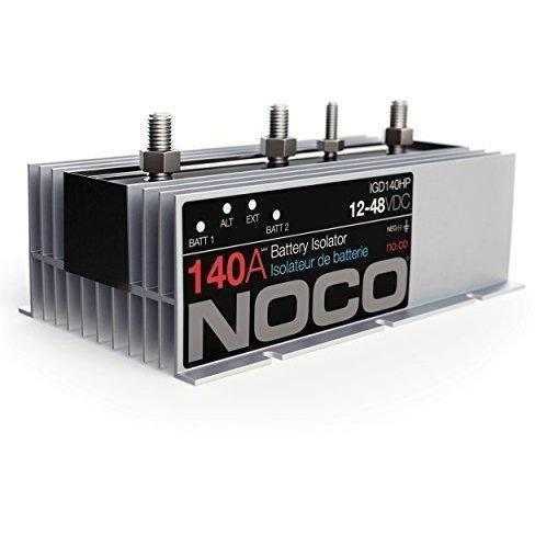 NOCO IGD140HP 140 Amp Battery Isolator