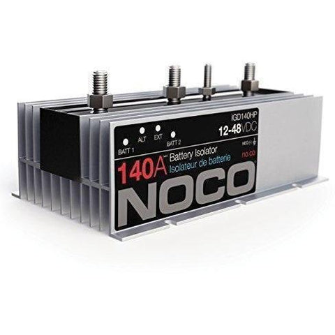 NOCO IGD140HP 140 Amp Battery Isolator - Wholesale Home Improvement Products
