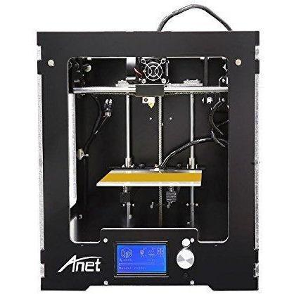 Anet A3 with Aluminum Composite Frame - Assembled 3D Printer Kit with Hot Bed - Wholesale Home Improvement Products
