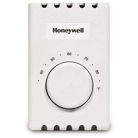 Honeywell - T410A1013 Electric Baseboard Heat Thermostat