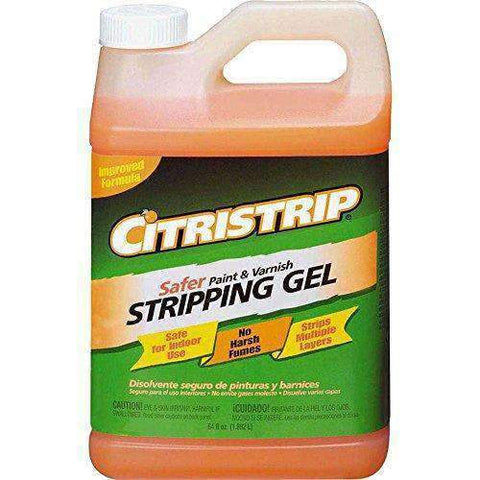 Citristrip Paint & Varnish Stripping Gel - 1/2 Gallon - Wholesale Home Improvement Products
