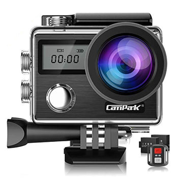 Campark X20 4K 20MP Action Camera - Wholesale Home Improvement Products
