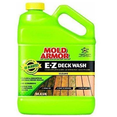 Mold Armor - E-Z Deck and Fence Wash, 1-Gallon - Wholesale Home Improvement Products