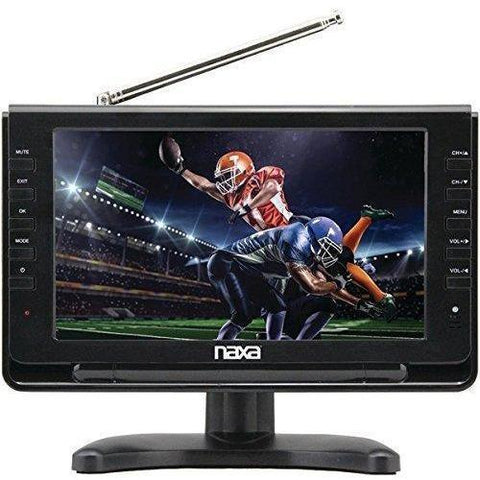 "NAXA NT-90 9"" Portable TV & Digital Multimedia Player - Wholesale Home Improvement Products"