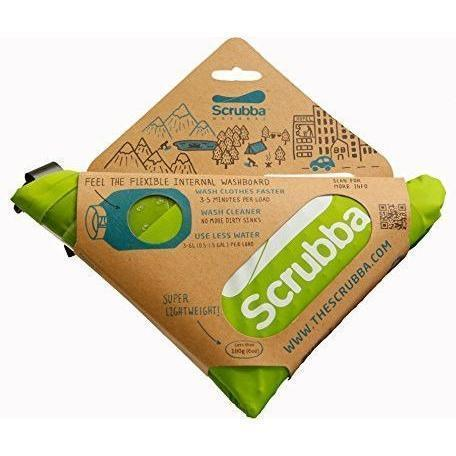 Scrubba - Portable Laundry System Wash Bag