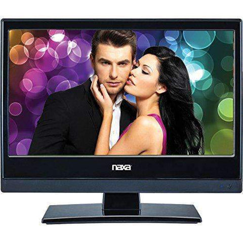 "NAXA 13.3"" Widescreen Led HDTV/DVD (New Model) - Wholesale Home Improvement Products"