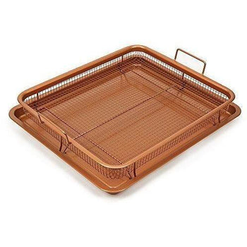 Copper Chef Copper Crisper - Wholesale Home Improvement Products