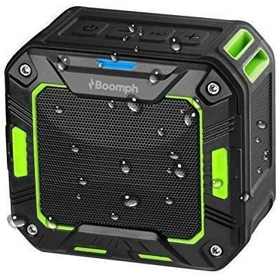 Boomph - Wireless Water Resistant Bluetooth Speaker - Wholesale Home Improvement Products
