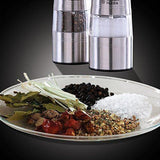 Russell Hobbs - 23460-56 Battery Powered Salt & Pepper Grinders, Stainless Steel - Wholesale Home Improvement Products