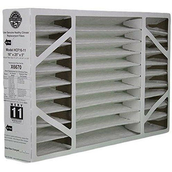 Lennox X6670 Healthy Climate 16x25x5 MERV 11  Filter - Wholesale Home Improvement Products