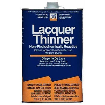 Klean-Strip - Lacquer Thinner, 1-Quart - Wholesale Home Improvement Products