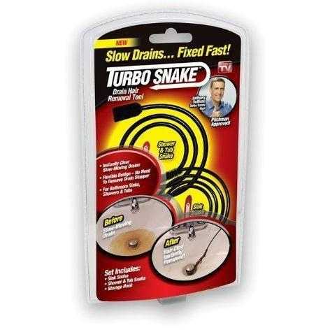 Turbo Snake Drain Opener - Wholesale Home Improvement Products