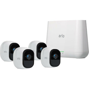 Arlo Pro -Smart Security System with 4 Security Cameras - 720p (VMS4430) - Wholesale Home Improvement Products