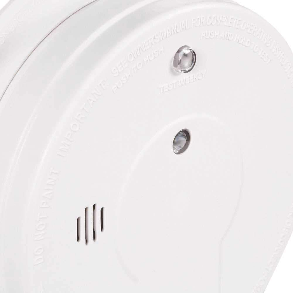 Kidde  i12040 //1275 Hardwire Smoke Alarm with BATTERY BACK UP-Twin Pack
