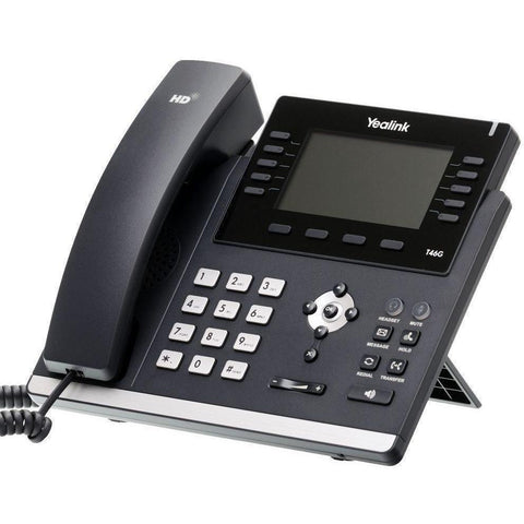 Yealink SIP-T46G Ultra-Elegant Gigabit IP Phone - Wholesale Home Improvement Products