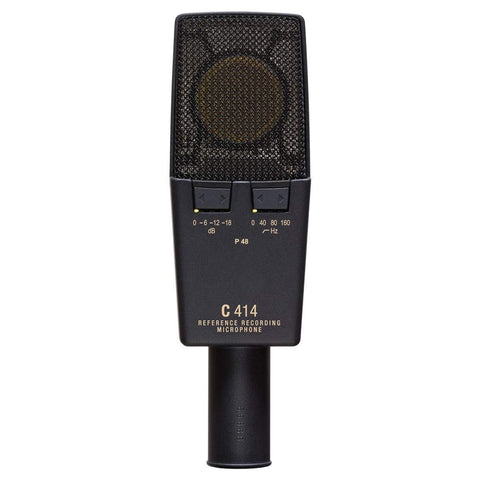 AKG Pro Audio C414 XLII Vocal Condenser Microphone, Multipattern - Wholesale Home Improvement Products
