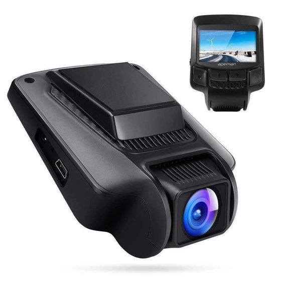 Apeman 1080P FHD WiFi Car Dash Camera Apeman C580 - Wholesale Home Improvement Products