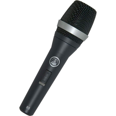 AKG D5 S Vocal Dynamic Microphone with on/off switch