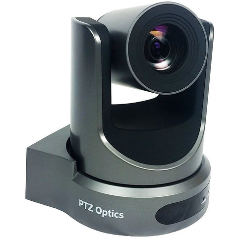 PTZOptics-20X-SDI GEN-2 PTZ IP Streaming Camera with Simultaneous HDMI and 3G-SDI Outputs - Gray - Wholesale Home Improvement Products