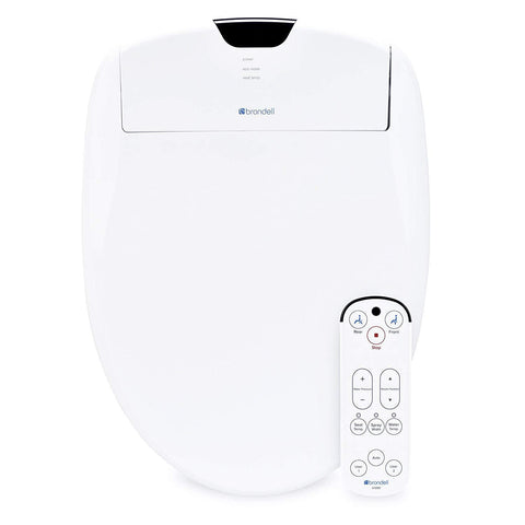 Brondell Swash 1200 Luxury Bidet Toilet Seat - White - Wholesale Home Improvement Products