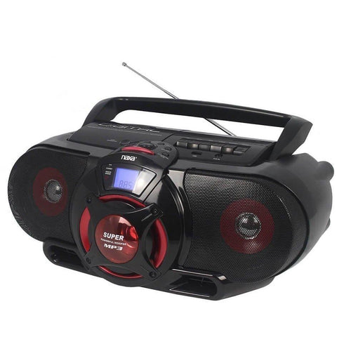 NAXA Electronics NPB-273 Boombox - Wholesale Home Improvement Products