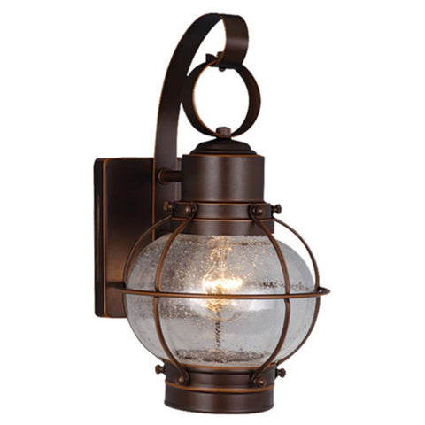 Vaxcel - OW21861 - Nautical - 7 Inch Outdoor Wall Sconce