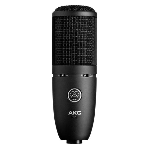 AKG P120 High-Performance General Purpose Recording Microphone - Wholesale Home Improvement Products