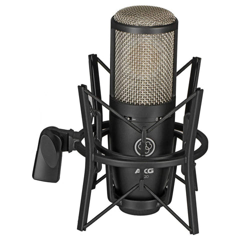 AKG P220 High-performance Large Diaphragm True Condenser Microphone - Wholesale Home Improvement Products