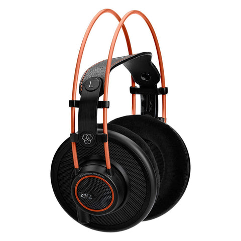 AKG Pro Audio K712 Over-Ear Open Reference Studio Headphones - Wholesale Home Improvement Products